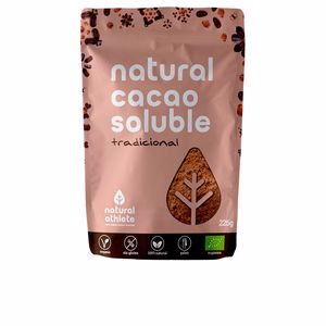 Farinhas e cereais CACAO SOLUBLE Natural Athlete