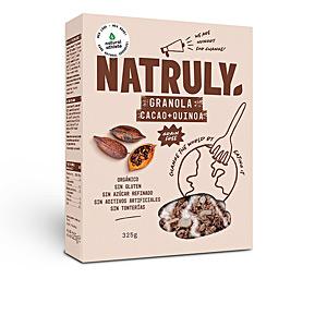 Snacks GRANOLA ORGÁNICA #cacao & coco Natruly