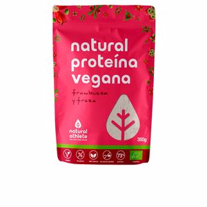 Vegetable protein PROTEINA VEGANA #fresa Natural Athlete