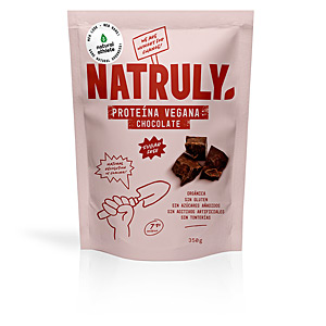 Vegetable protein PROTEINA VEGANA #chocolate Natural Athlete