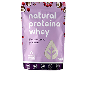 Whey concentrate PROTEINA WHEY #coco & frambuesa Natural Athlete