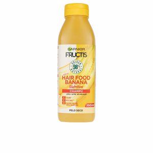 Feuchtigkeitsspendendes Shampoo FRUCTIS HAIR FOOD banana champú ultra nutritivo Garnier