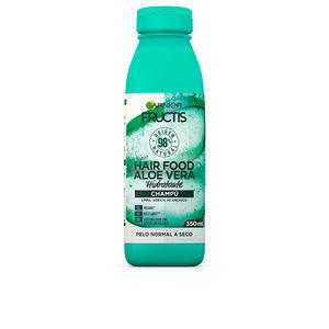 Moisturizing shampoo FRUCTIS HAIR FOOD aloe vera champú hidratante Garnier