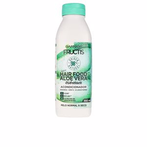 Hair repair conditioner - Detangling conditioner FRUCTIS HAIR FOOD aloe vera acondicionador hidratante Garnier