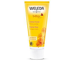 Face moisturizer BABY calendula crema rostro Weleda