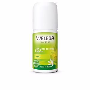 Deodorant 24H deo roll-on limone Weleda