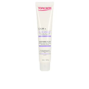 Face moisturizer CALM+ soothing fluid Topicrem