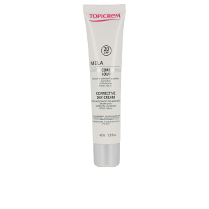 Cremas Antimanchas MELA corrective day cream Topicrem