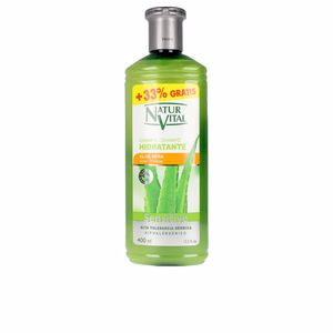 Moisturizing shampoo SENSITIVE champú aloe vera hidratante Naturvital