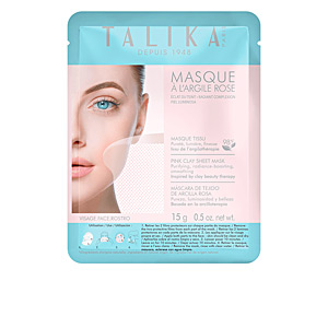 Mascarilla Facial PINK CLAY purifying mask Talika