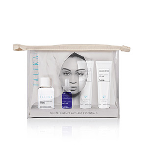 Mizellar Wasser SKINTELLIGENCE ANTI-AGE ESSENTIALS KIT SET Talika