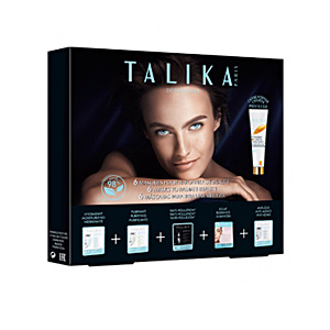 Eye contour cream TALIKA RADIATE BEAUTY KIT SET Talika