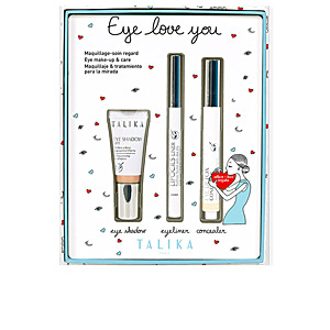 Eye shadow TALIKA EYE MAKE-UP & CARE SET Talika