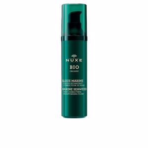 Face moisturizer BIO ORGANIC algue marine fluide hydratant correcteur Nuxe