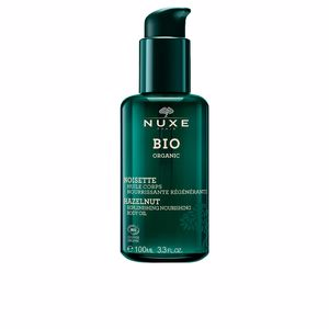 Body moisturiser BIO ORGANIC noisette huile corps nourrissante regenerante Nuxe