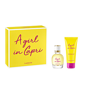 Lanvin A GIRL IN CAPRI SET perfume