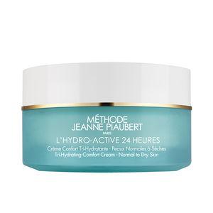 Face moisturizer L´HYDRO ACTIVE 24H crème confort tri-hydratante PNS Jeanne Piaubert