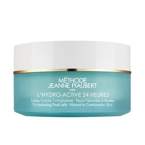 Face moisturizer L´HYDRO ACTIVE 24H gelée fraîche tri-hydratante PNM Jeanne Piaubert