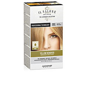 Protección cabellos teñidos YELLOW REMOVER permanent hair color Il Salone Milano