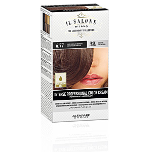 Dye INTENSE PROFESSIONAL COLOR CREAM permanent hair color Il Salone Milano