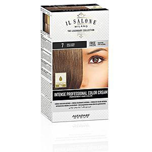 Dye INTENSE PROFESSIONAL COLOR CREAM permanent hair color #7.7 Il Salone Milano