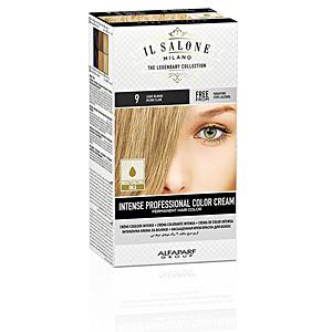 Tintes INTENSE PROFESSIONAL COLOR CREAM permanent hair color #9 Il Salone Milano