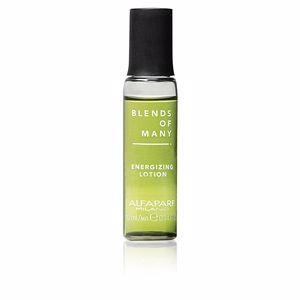 Hidratação para cabelo - Reconstrução capilar BLENDS OF MANY energizing lotion Alfaparf