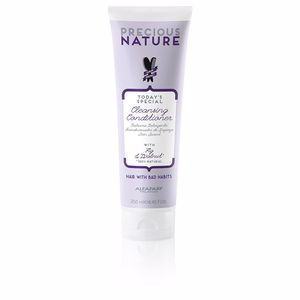Hair repair conditioner PRECIOUS NATURE cleansing conditioner Alfaparf
