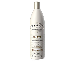 Moisturizing shampoo GLORIOUS shampoo for nourished hair Il Salone Milano