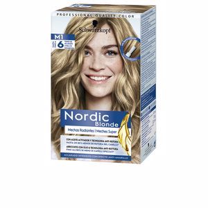 Hair gift set NORDIC BLONDE M1 mechas radiantes Schwarzkopf