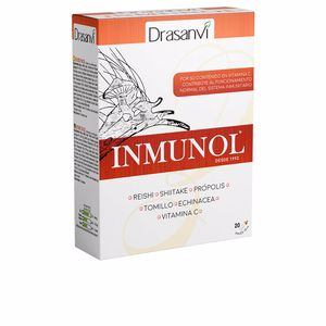 Vitamins - Minerals and trace elements INMUNOL viales Drasanvi