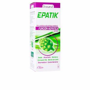 Getränk EPATIK DETOX jarabe Drasanvi