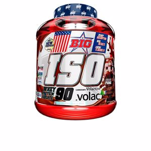 Isoliertes Serumprotein BIG ISO - aislado proteina #chocolate fudge Big