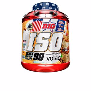 Isolated whey protein BIG ISO - aislado proteina #cookies ice cream Big