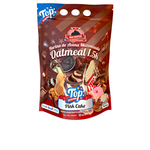 Farine e cereali OATMEAL TOP FLAVORS #pink donut Max Protein