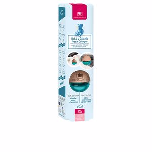 Deodorante per ambienti COCHE ambientador 0% #bebé Cristalinas