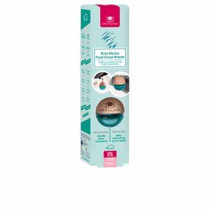 消臭スプレー COCHE ambientador 0% #brisa marina Cristalinas