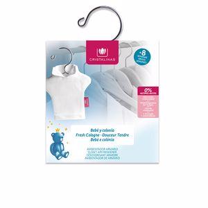 Air freshener ARMARIO ambientador completo 0% #bebé Cristalinas