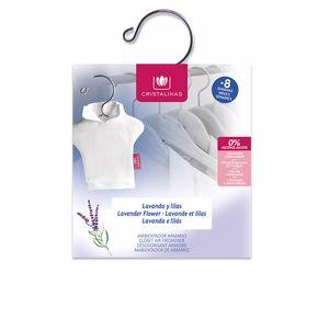 Air freshener ARMARIO ambientador completo 0% #lavanda Cristalinas