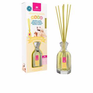 Air freshener MASCOTAS ambientador mikado 0% #flores blancas Cristalinas