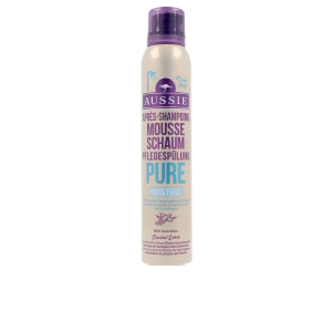 Acondicionador volumen PURE LOCKS volume foam conditioner Aussie