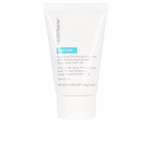 Face moisturizer - Anti aging cream & anti wrinkle treatment RESTORE daytime protection cream SPF23 Neostrata
