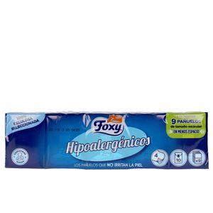 Pañuelos de papel HIPOALERGENICOS pañuelos Foxy