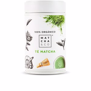 Bebida TÉ MATCHA ceremonial Matcha & Co