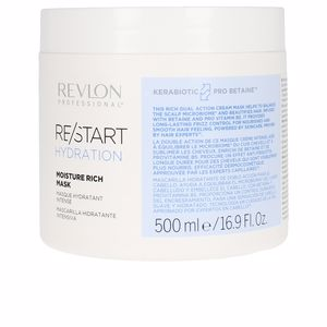Hair mask for damaged hair RE-START hydration rich mask Revlon