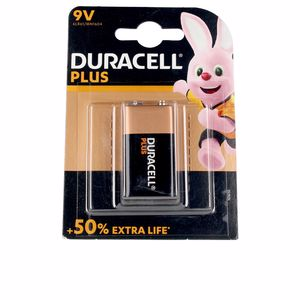 Batteries DURACELL PLUS POWER 9V 6LR61/MN1604 pila Duracell
