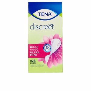 Compresas DISCREET protege slips ultra-mini Tena Lady