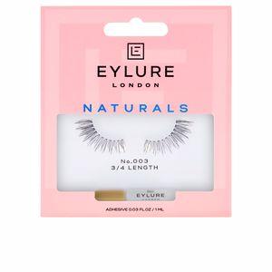False eyelashes NATURALS pestaña 3/4 #003 Eylure
