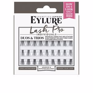 False eyelashes LASH-PRO individuals duos & trios