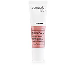 Gel íntimo GINESENS gel lubricante efecto calor Cumlaude Lab